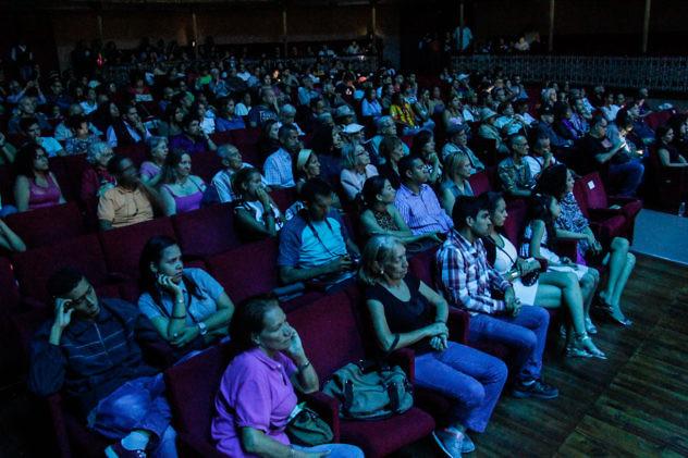 Clausura Festival Mundial de Poesía 2016. Foto: Milangela Galea