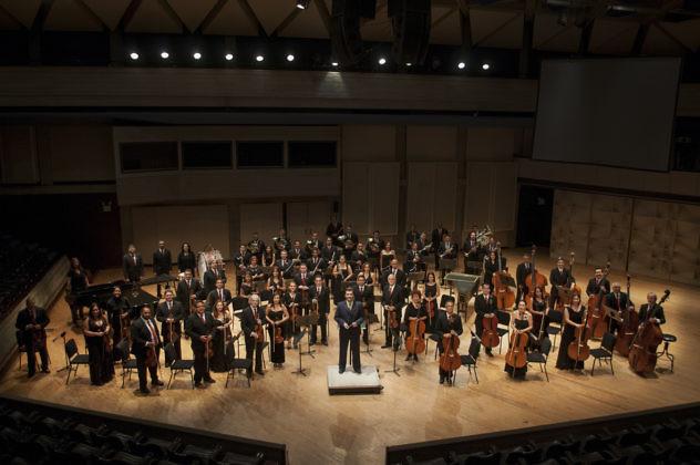 1.  Orquesta Filarmónica Nacional (Cortesía Javier Gracia) (1)