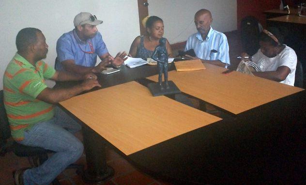 F1- Continúan en Yaracuy las reuniones para redactar la propuest