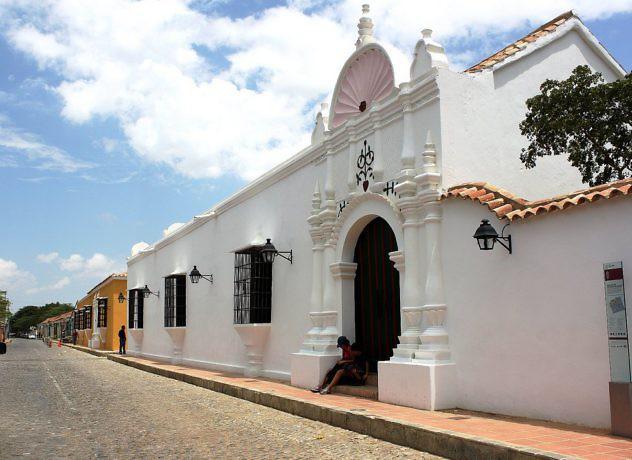 La Casa de las Ventanas de Hierro. Foto: Cosashe Visto vía Flickr.