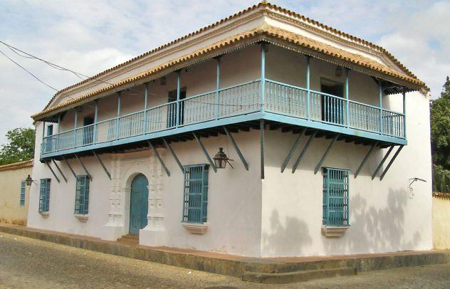 Balcón de Los Arcaya. Foto: Kevin Vásquez vía Flickr