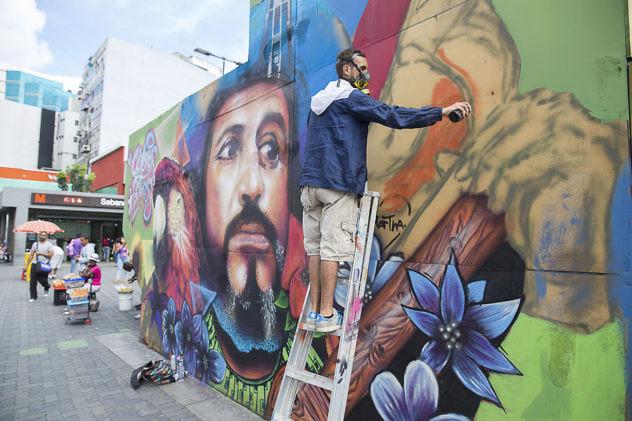 mural sabana grande150716JAHZ648