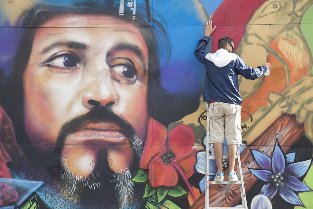 mural sabana grande150716JAHZ652