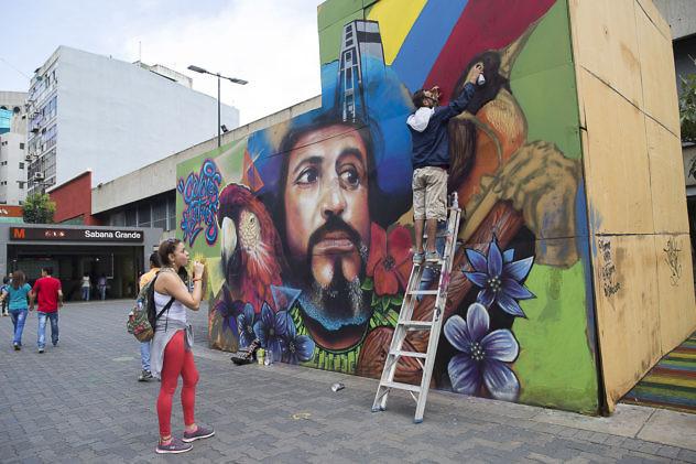 mural sabana grande150716JAHZ659