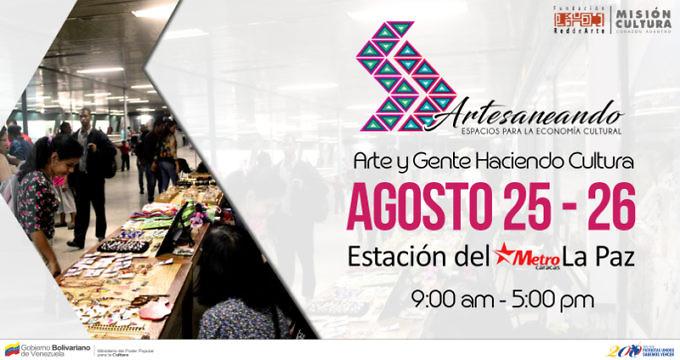 Artesaneando_Metro_La_Paz