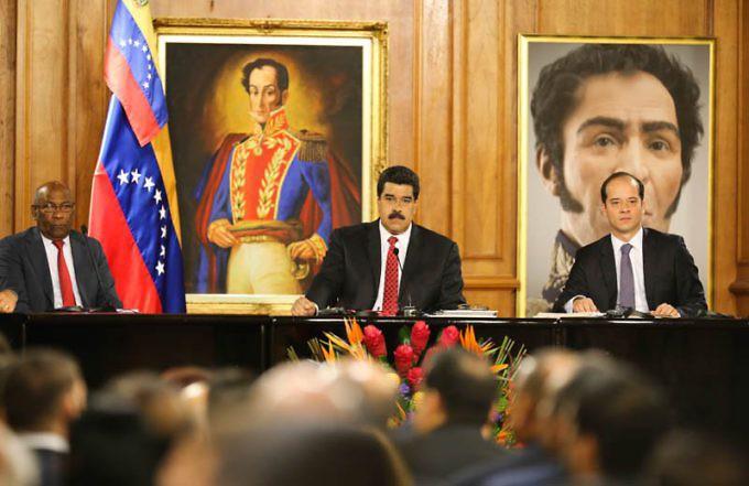 Foto: Vía @PresidencialVen