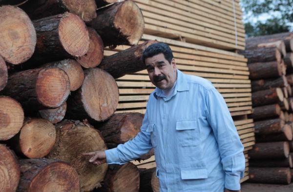 Presidente-Nicolas-Maduro-en-Maderas-Orinoco