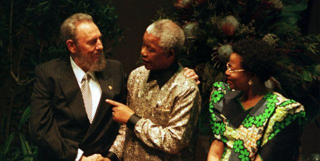 Fidel Castro, Nelson Mandela y Ernesto Samper presidieron Mnoal ...