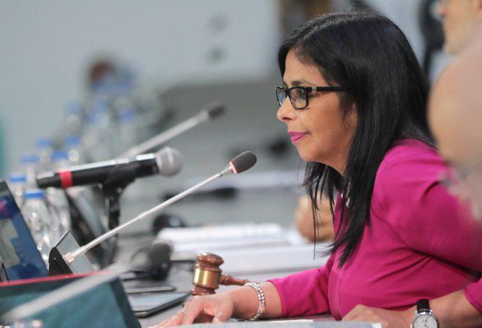 Foto: Cancillería Venezuela