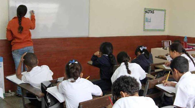 VENEZUELA-Reportan-actividades-normales-en-escuelas-de-Baruta