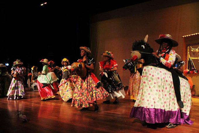 Burriquitas, declaradas este viernes Patrimonio Cultural de la Nación