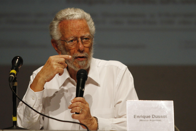 Enrique Dussel: «Sin una descolonización del pensamiento no hay ...