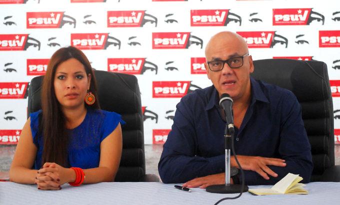 Foto: Prensa PSUV