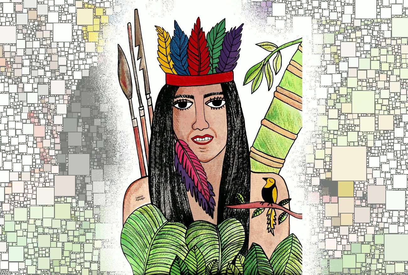Apacuana, líder de los Quiriquires – Alba Ciudad 96.3 FM