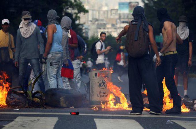 Lista de fallecidos por las protestas violentas de la oposición ...