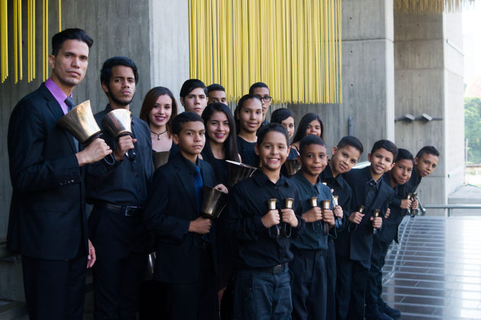 El conservatorio de m sica sim n bol var presenta el for Conservatorio simon bolivar blog