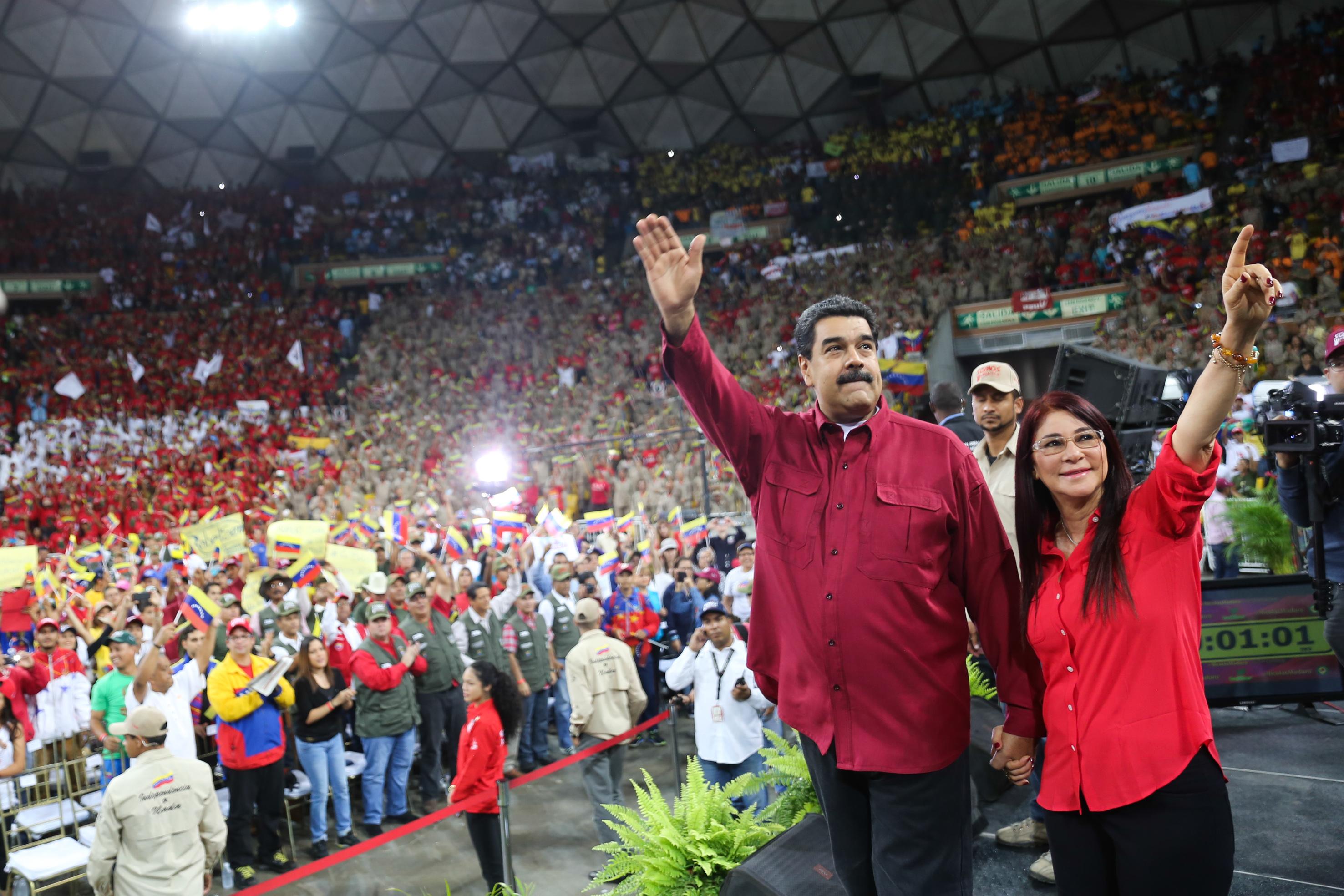 Foto recientes del presidente chavez 3