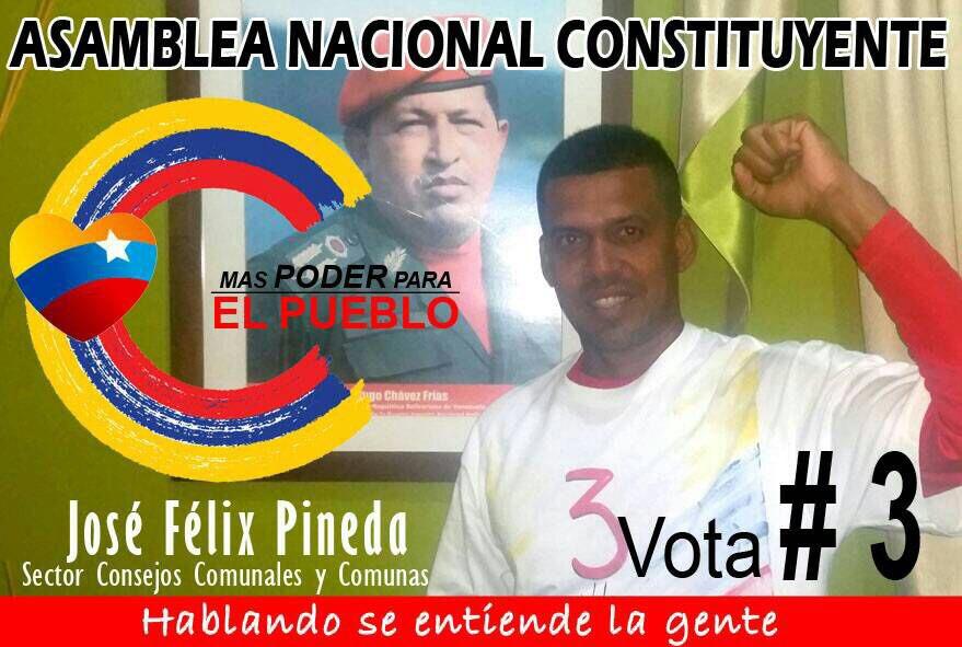 Venezuela: Candidato a la Constituyente asesinado a tiros