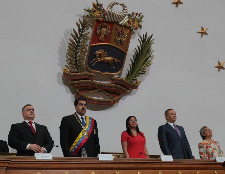 Presidente Maduro se dirige al país desde la ANC (07/09/2017) DJKXGiVXYAI-GEU