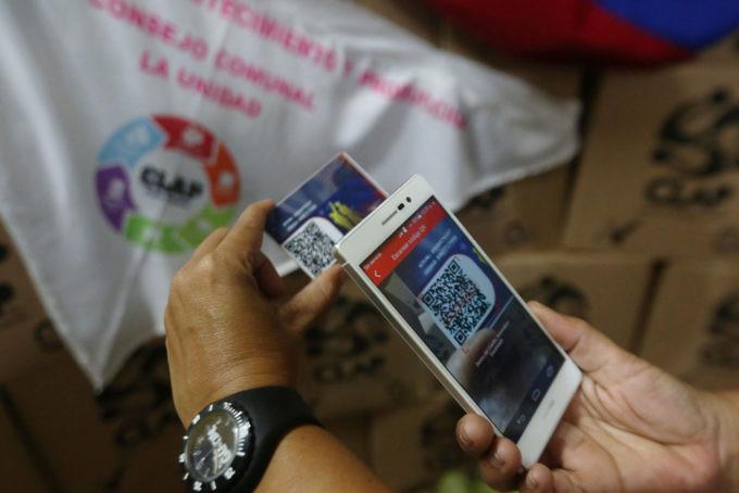 3249225d8 El presidente de la República, Nicolás Maduro anunció que para los próximos  días se activará la Billetera Móvil del Carnet de la Patria para cancelar  el ...