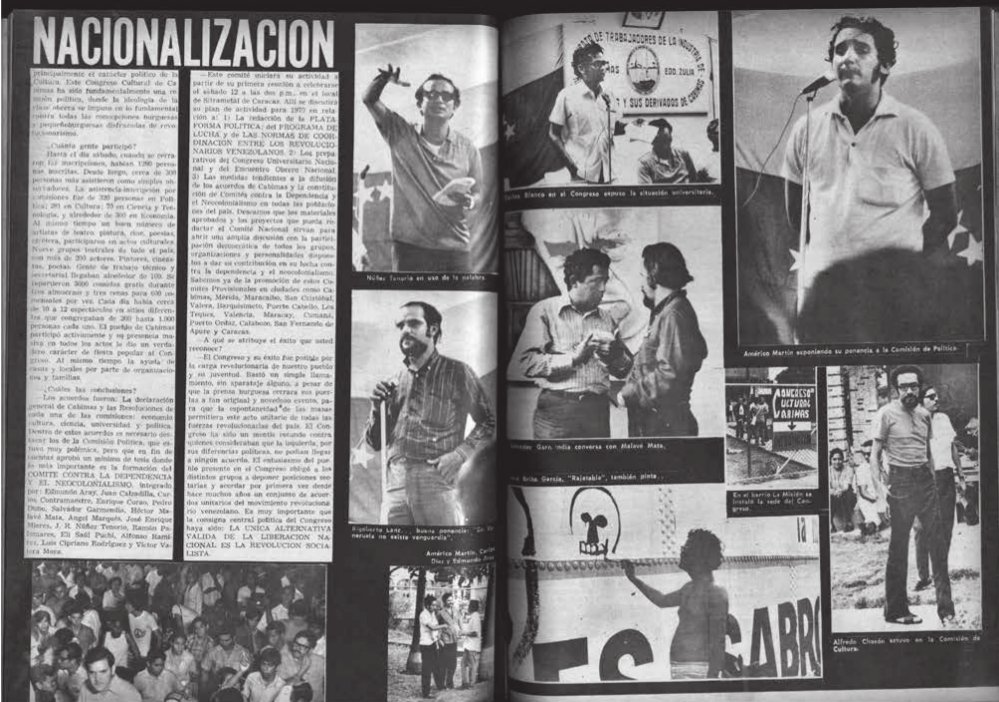 Convocan a conversatorio «A 47 años del Congreso de Cabimas, propuestas  para la Constituyente» este jueves – Alba Ciudad 96.3 FM
