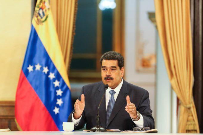 Maduro aumentó el salario mínimo y las pensiones a Bs.S 4.500 (+Videos y todos los anuncios) DtNmp4MX4AEevkb-680x453