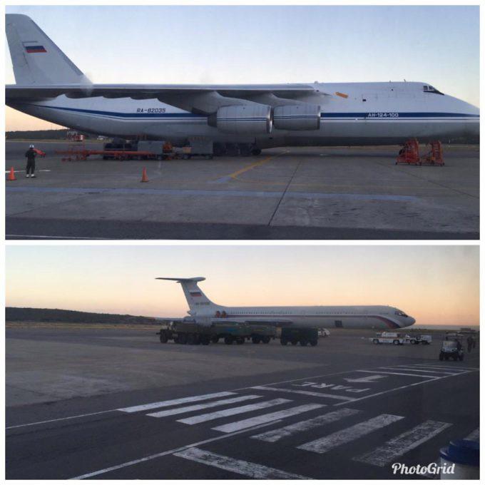 Bombaderos rusos Tu-160 aterrizaron en Venezuela (+FOTOS) DuE3NDGWwAUD9mx-680x680