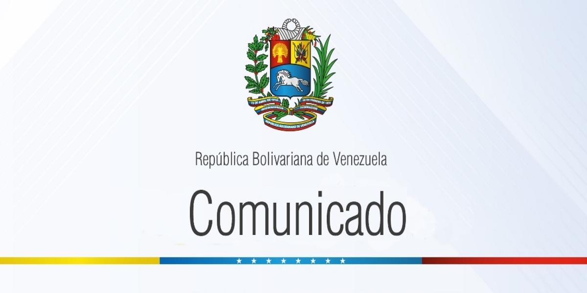 Maduro: Si algo me pasa, ¡retomen el poder y hagan una revolución más radical! - Página 2 COMUNICADO-1200x600