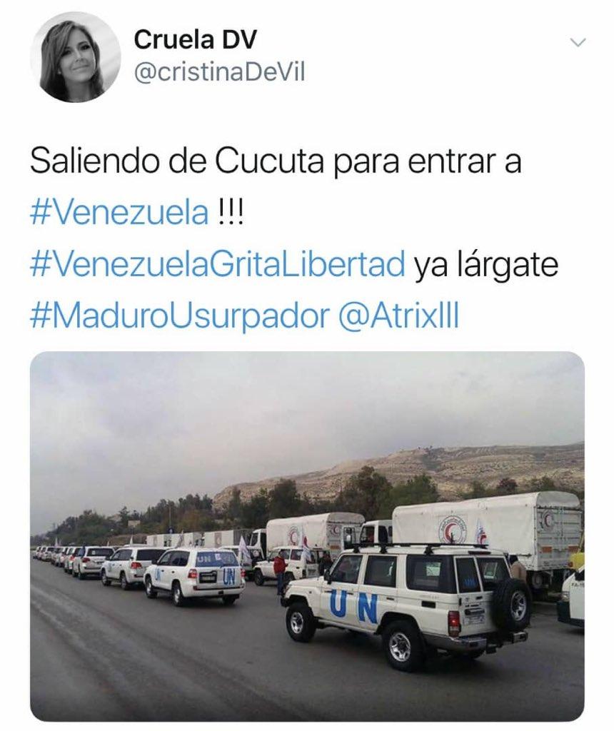 Maduro: Si algo me pasa, ¡retomen el poder y hagan una revolución más radical! - Página 6 Dyh9uuUW0AEjT6K