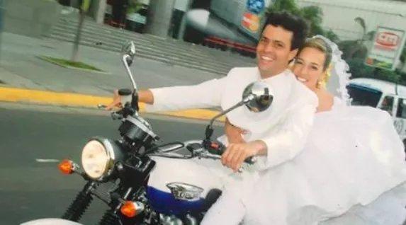 Así fue creado Juan Guaidó: De cómo laboratorios estadounidenses fabricaron al líder del golpe en Venezuela Leopoldo-boda
