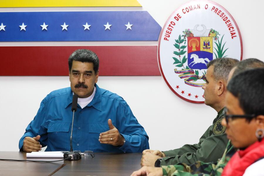 5822a6b99a Presidente Maduro aprobó plan de administración de carga por 30 días para  recuperar el sistema eléctrico (+Video)