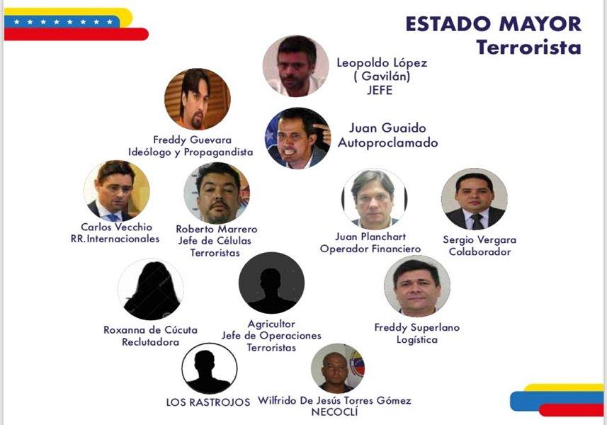"Maduro: ""¡El Imperialismo quiere matarme!"" D35KkJjWAAAOyll"