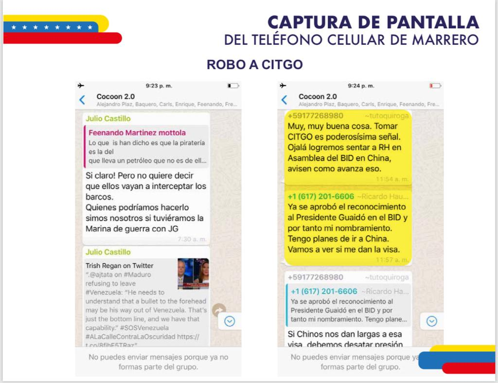 """Maduro: """"¡El Imperialismo quiere matarme!"""" D35Sag8XsAI_qNq"""