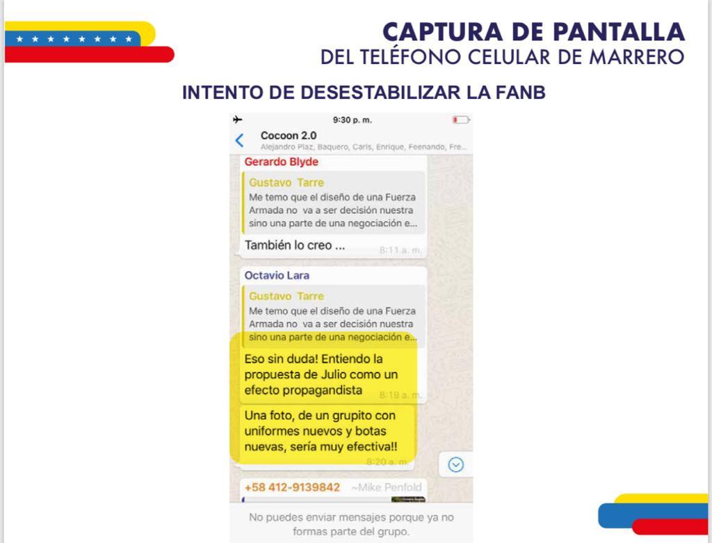 "Maduro: ""¡El Imperialismo quiere matarme!"" D35SoWdWsAAsEYe"