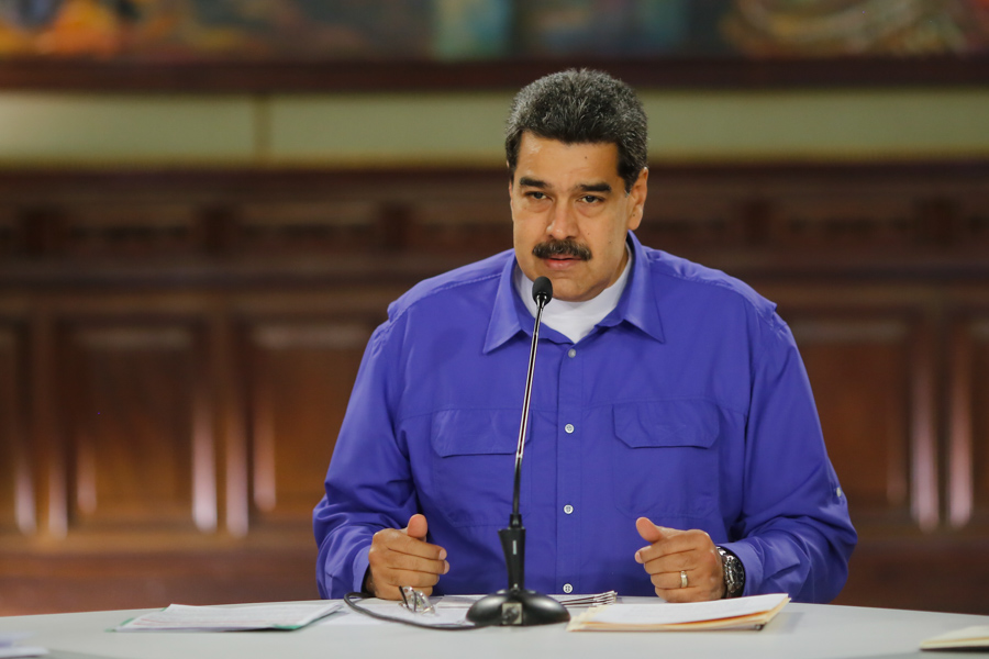 Presidente Maduro denuncia plan dirigido por Álvaro Uribe Vélez para asesinarlo (+Video)