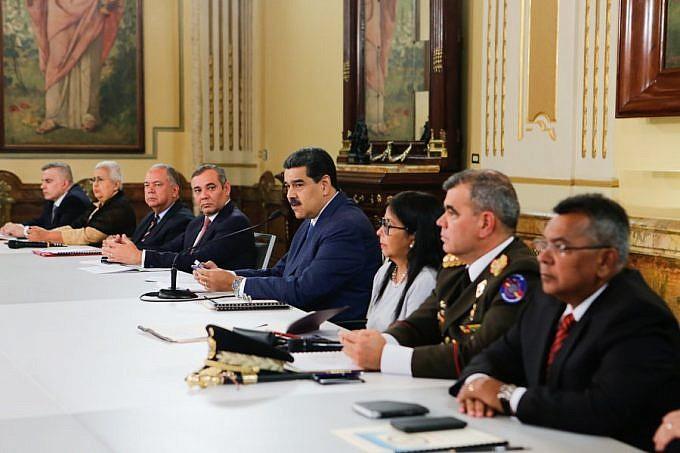 Resultado de imagen para Nicolas Maduro CODENA