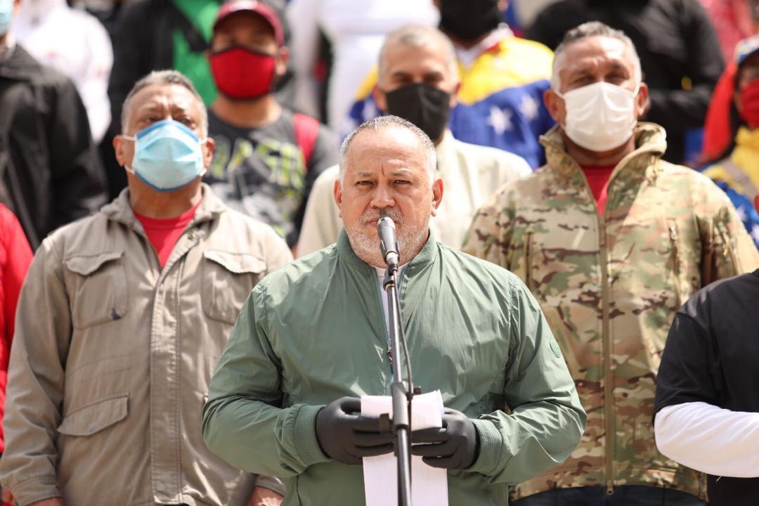 Operación Gedeón: Robert Colina fue uno de los abatidos en intento de  incursión en La Guaira, confirmó Diosdado Cabello (+Fotos y video) – Alba  Ciudad 96.3 FM