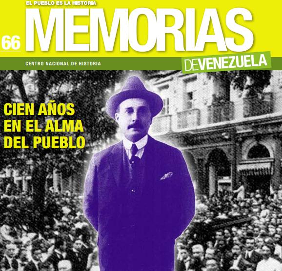 Revista Memorias De Venezuela Comparte Edicion Especial Sobre El Doctor Jose Gregorio Hernandez Alba Ciudad 96 3 Fm