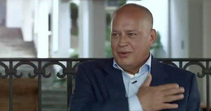 Diosdado Cabello será el invitado del programa «Aquí con Ernesto Villegas»  este domingo – Alba Ciudad 96.3 FM