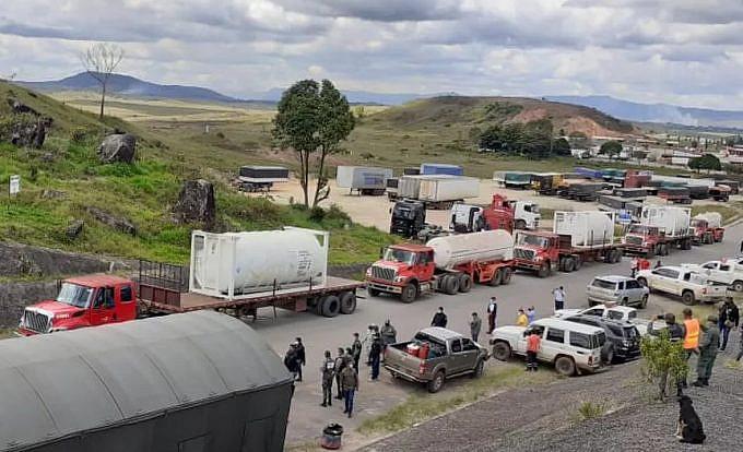 Llega a Brasil cargamento con oxígeno donado por Venezuela para atender crisis en Manaos – Alba Ciudad 96.3 FM