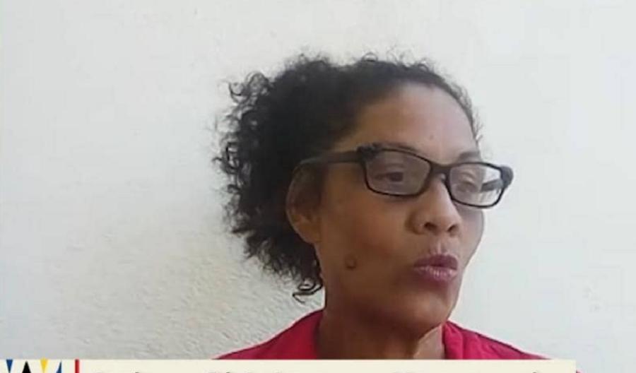 Profesora Anluy Chirinos