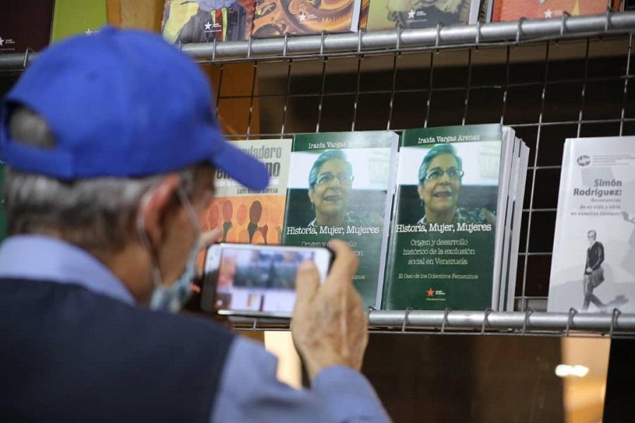 XXII Feria del Libro de Caracas