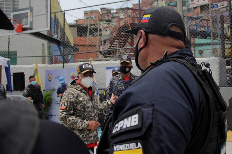Foto: Superintendente Nacional Antidrogas